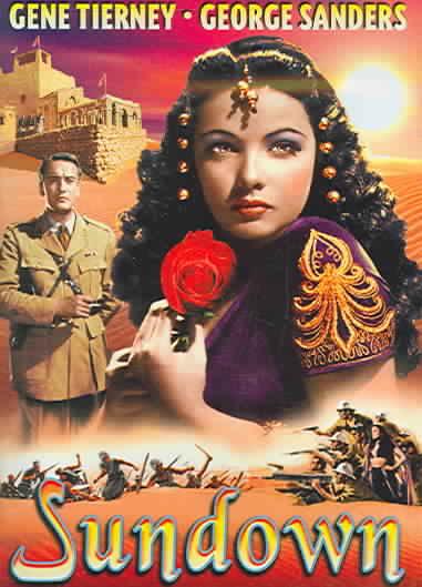 SUNDOWN BY SANDERS,GEORGE (DVD)