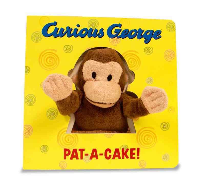 Curious George Pat-a-cake By Rey, H. A.